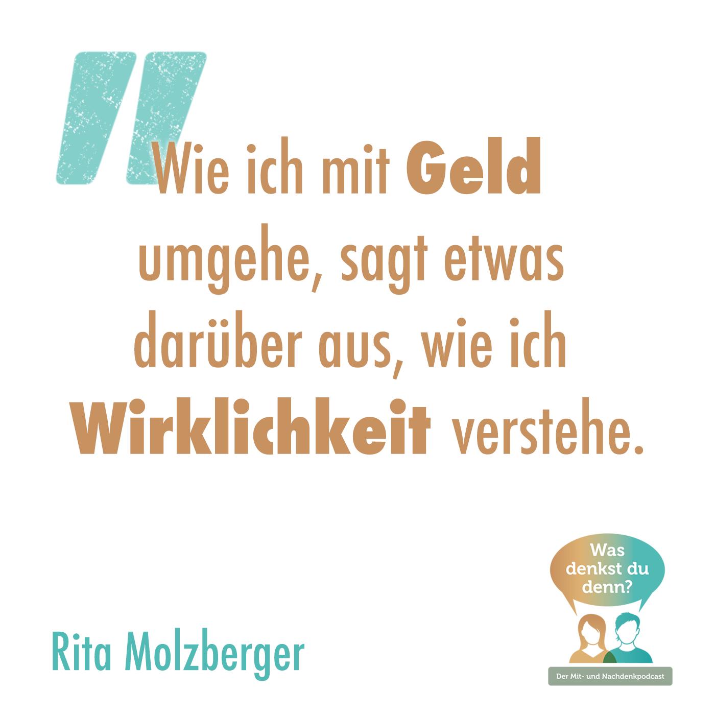 Zitat von Rita Molzberger